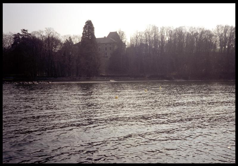 Vue de la rive du Moulin Paquis (fouille A. Marguet/Drassm).