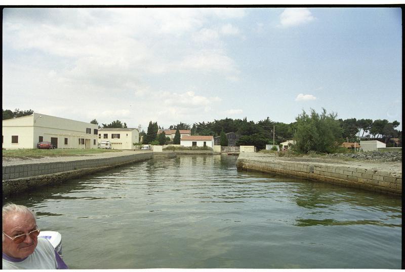 Vue du site (fouille J-M. Falguéra).