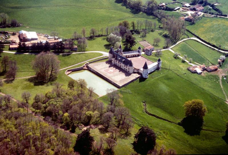 Château et environnement