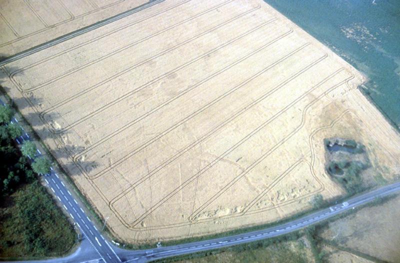 Camp néolithique partiel ?