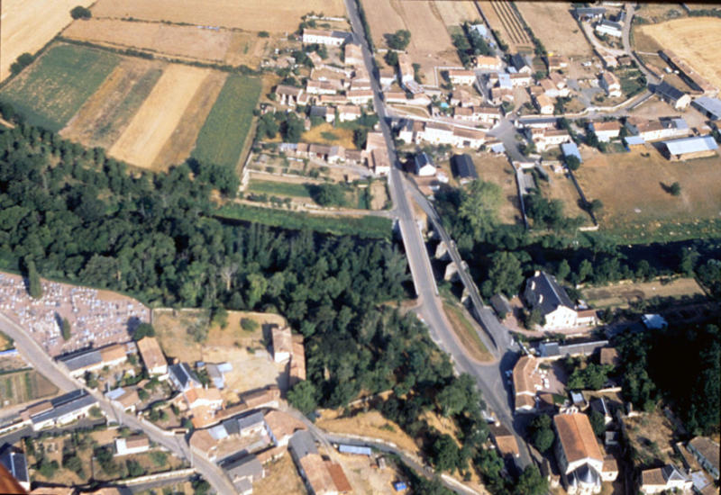 Site du château.
