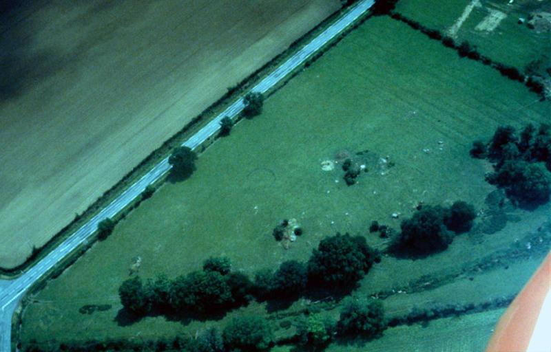 Ferrier daté du Ier siècle après JC.