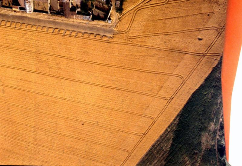 Bâtiment gallo-romain près du Thouet (partie de vicus).
