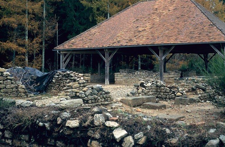 fanum du Puy-Lautard