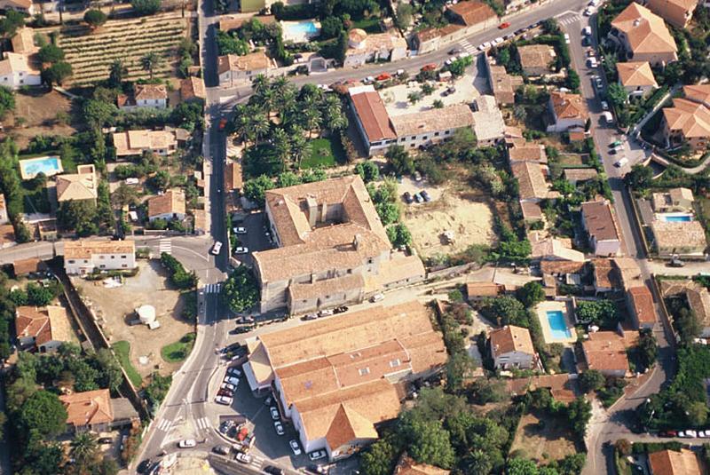 Villa ; habitat