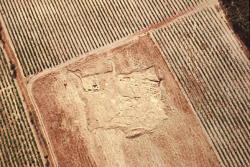 Occupation ; habitat ; villa ; oléiculture ; viticulture