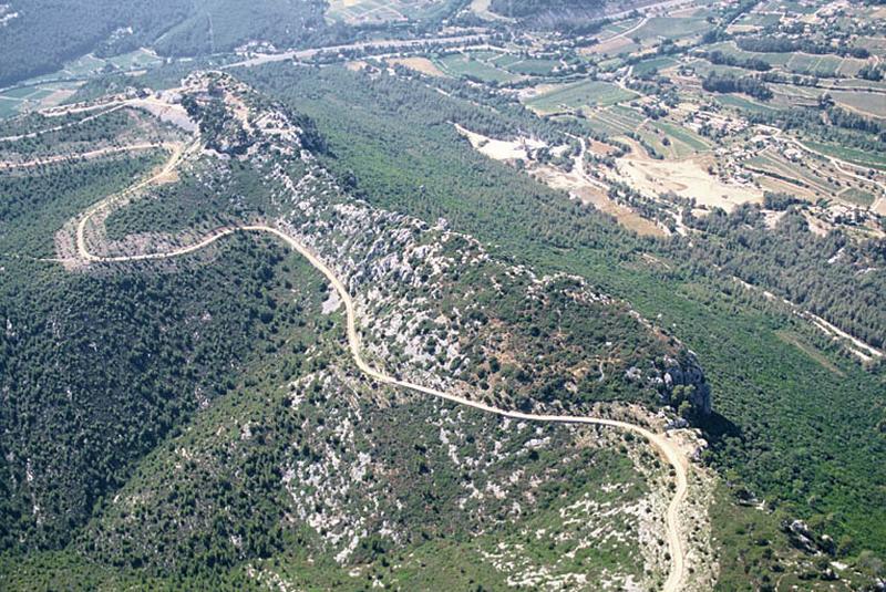 Oppidum ; occupation ; habitat