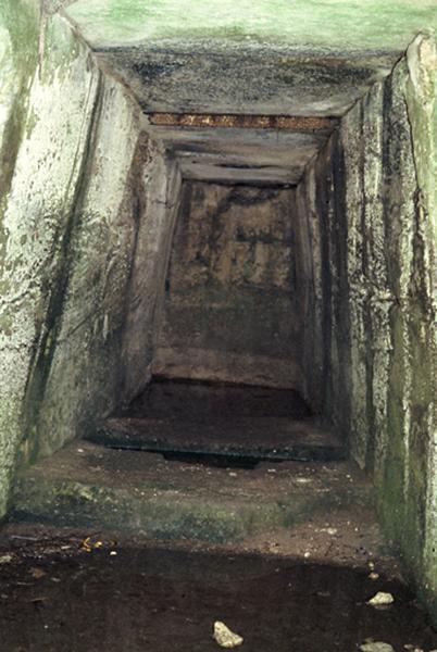 Hypogée : tombe mégalithique