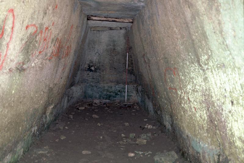 Hypogée : tombe mégalithique campaniforme
