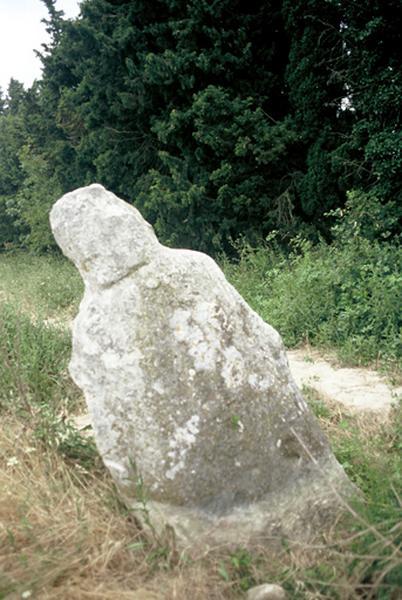 Occupation : statue antique