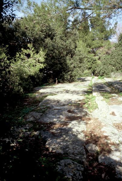 Voie : voie romaine