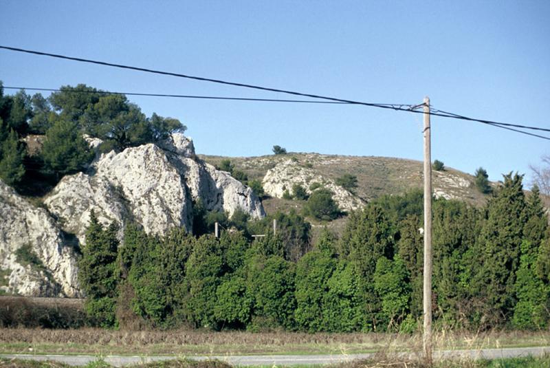 Occupation : oppidum et habitat rural