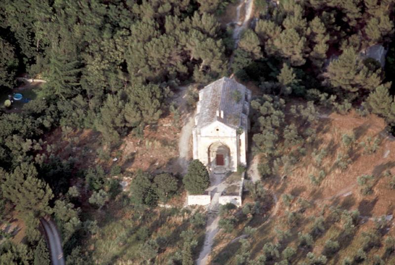 Chapelle : chapelle rurale