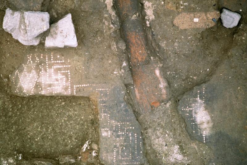 Maison : bâti antique