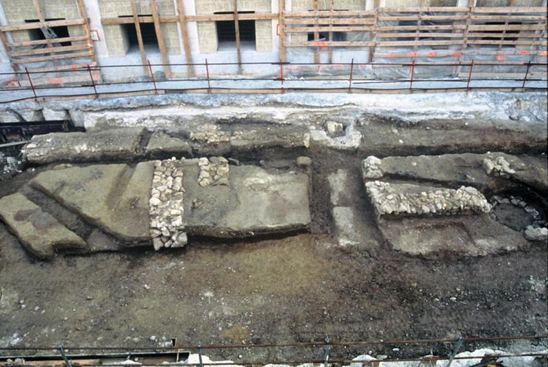 Occupation : bâti grec