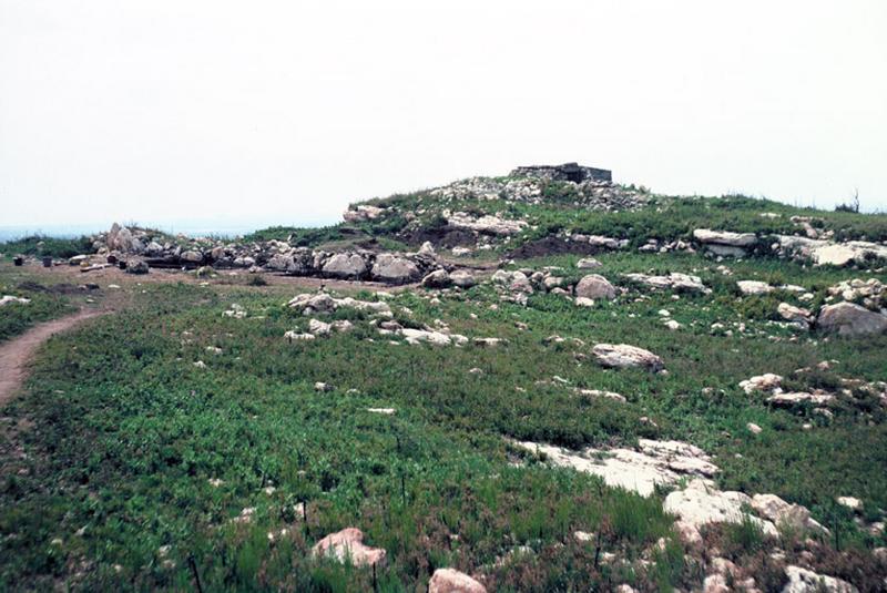 Habitat : habitat de plein air avec rempart