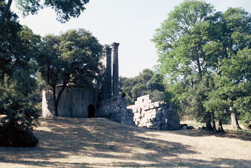 Temple : romain