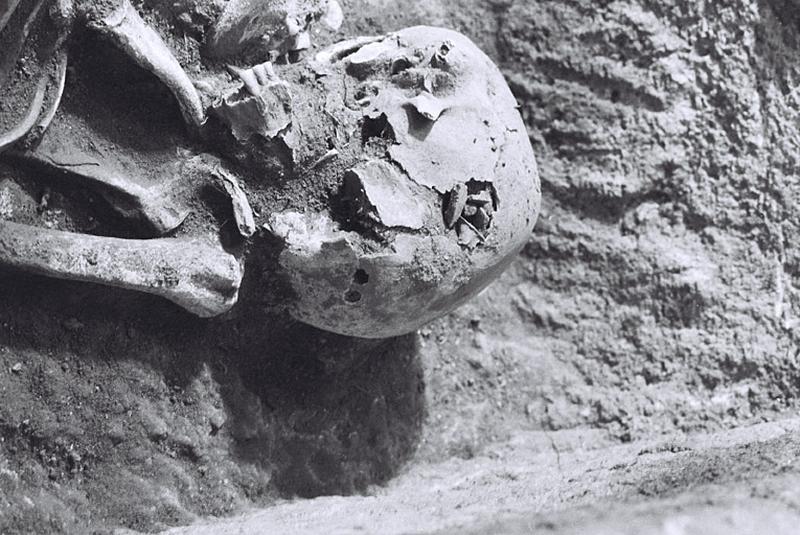 Sépulture : sarcophage