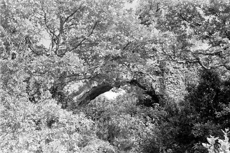 Aqueduc : arches doubles