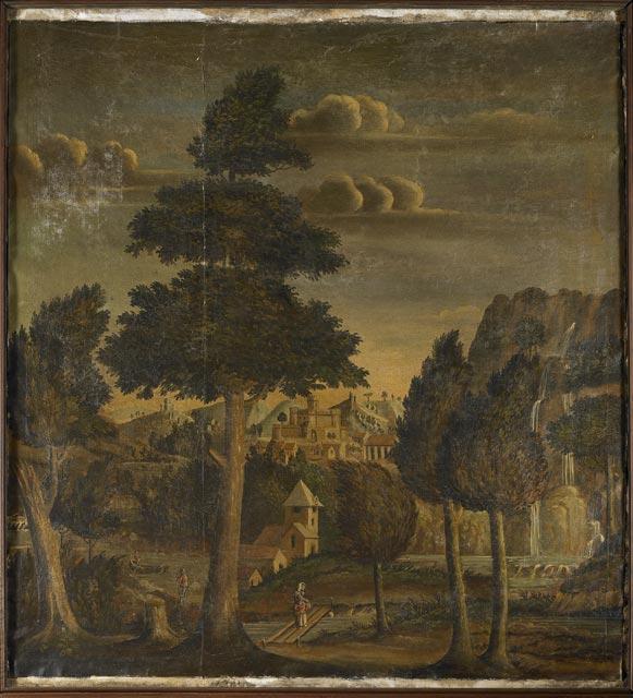 Tableau : paysage