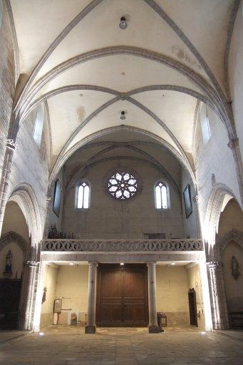 Église du couvent d'ermites de saint Augustin puis église paroissiale Saint-Augustin
