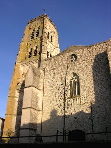 Cathédrale Saint-Gervais et Saint-Protais, actuellement église paroissiale