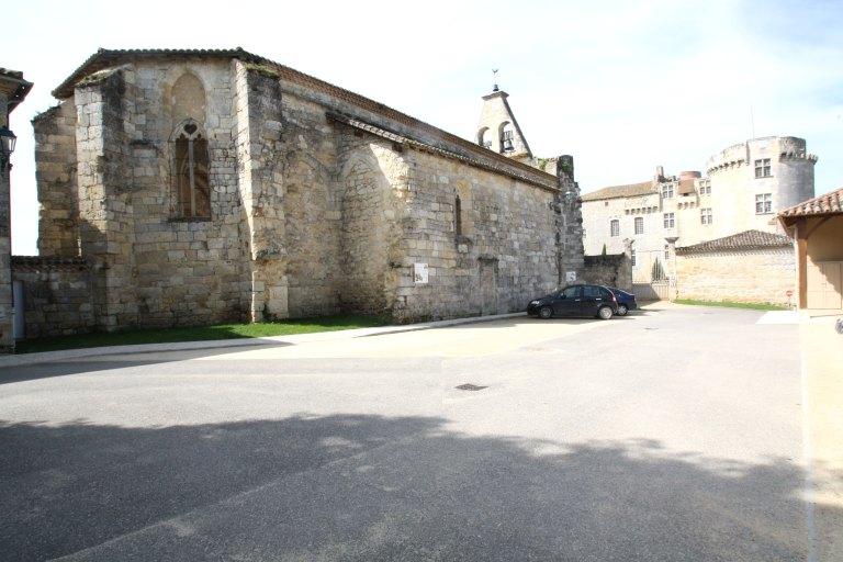 église paroissiale Saint-Saturnin