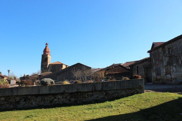 Bourg d'Aignan