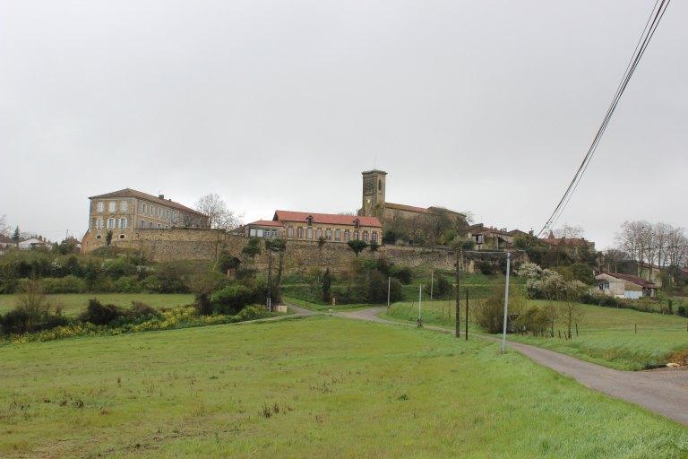 Bourg de Saint-Puy