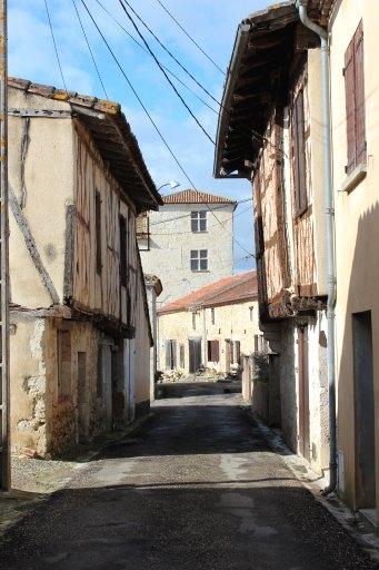 Village de Courrensan