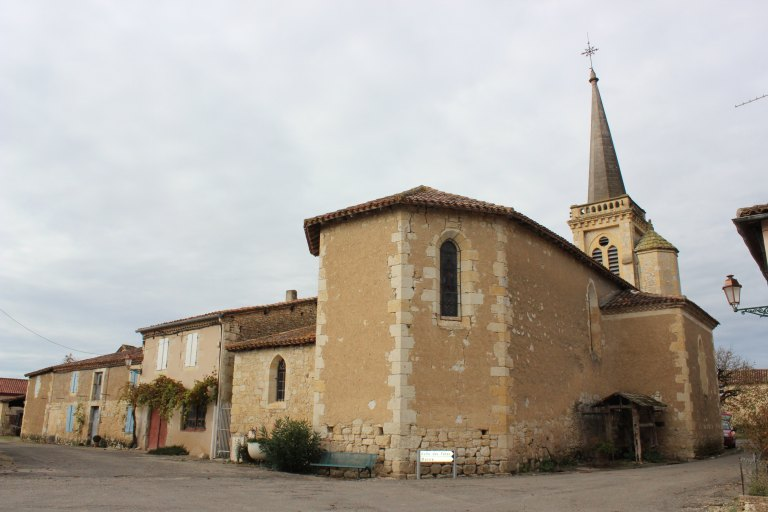 Village de Castelnau-d'Arbieu
