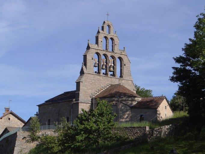 église paroissiale de Saint-Privat