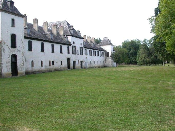 Jardins de l'abbaye de l'Escaladieu