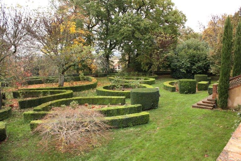 Jardin de Touni-les-roses
