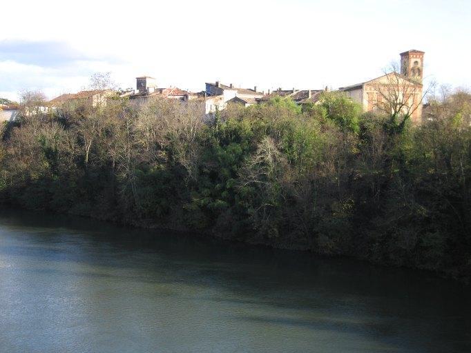 bastide puis village