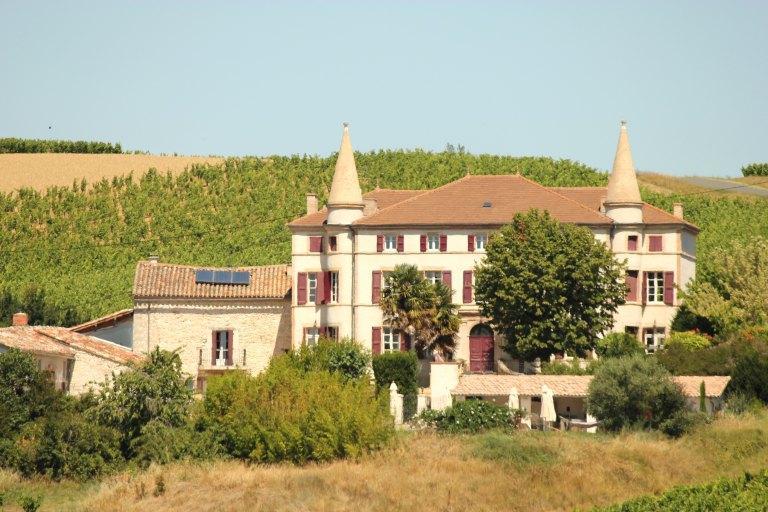château viticole