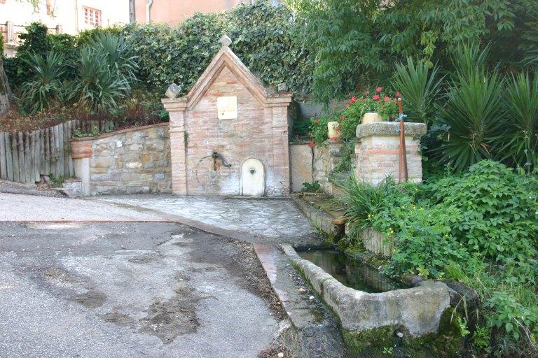 fontaine des Pendus