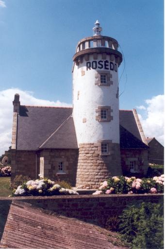 Phare du Rosédo (Etablissement de signalisation maritime n° 569/000)