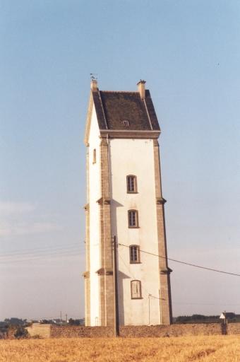 Phare de Lanvaon (Etablissement de signalisation maritime n° 613/000)