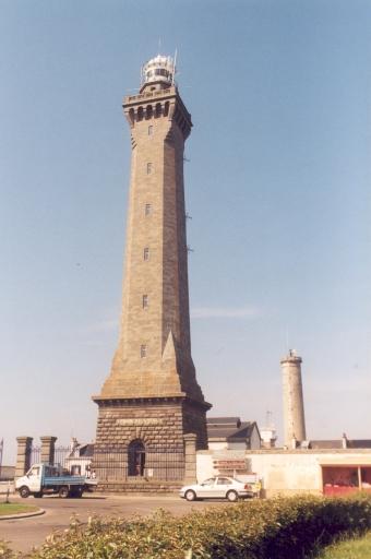 Phare d'Eckmühl aussi appelé Phare de Penmarc'h (Etablissement de signalisation maritime n°716/000)
