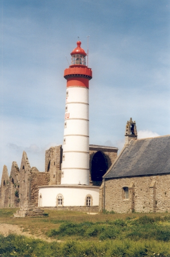 Phare de Saint-Mathieu (Etablissement de signalisation maritime n°646/000)