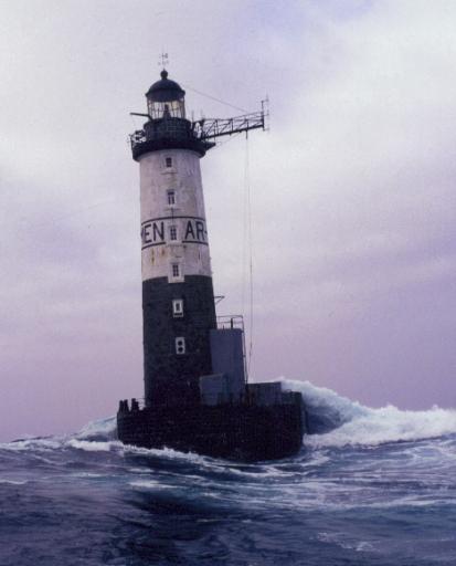Phare d'Ar-Men (Etablissement de signalisation maritime n°694/000)