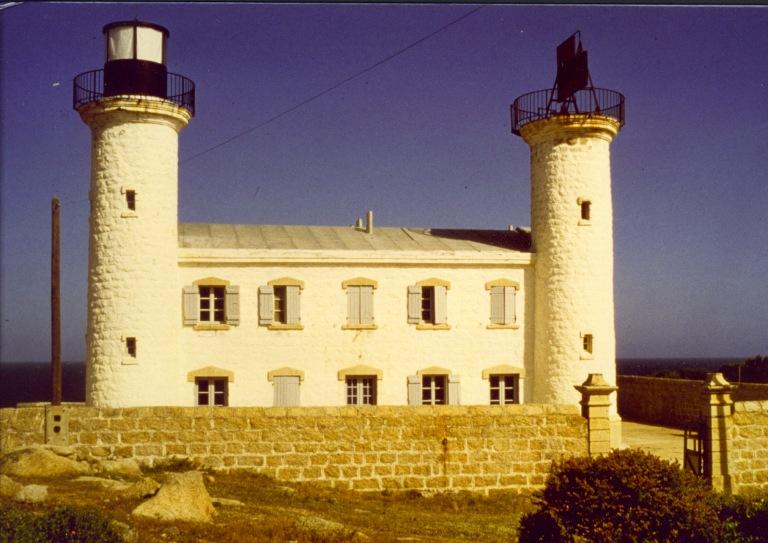 Phare de Sénétosa (Etablissement de signalisation maritime n°1567/000)