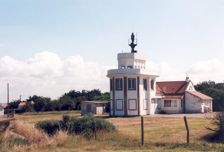 Phare de la pointe Saint Gildas (Etablissement de signalisation maritime n°979/000)