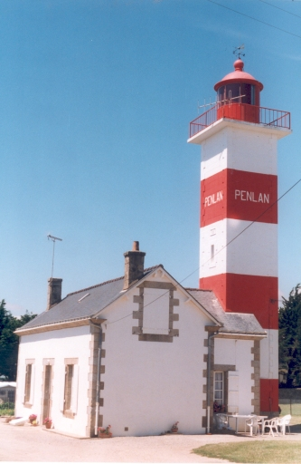 Phare de Penlan (Etablissement de signalisation maritime n°825/000)