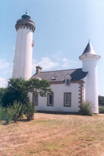Phare de Port-Navalo aussi appelé Phare d'Arzon (Etablissement de signalisation maritime n°820/000)