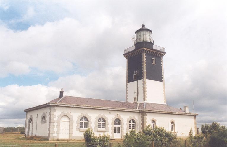 Phare de Pen-Men aussi appelé Phare de l'île de Groix (Etablissement de signalisation maritime n°762/000)