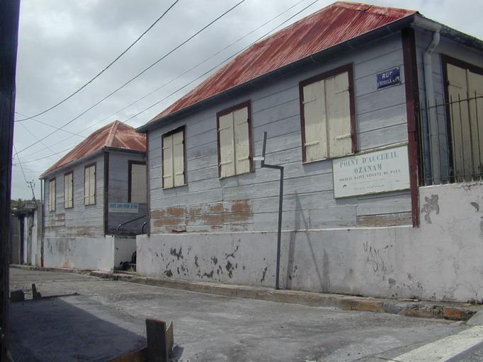 établissement de bienfaisance dit monastère Saint-Antoine actuellement Congrégation Saint-Vincent de Paul