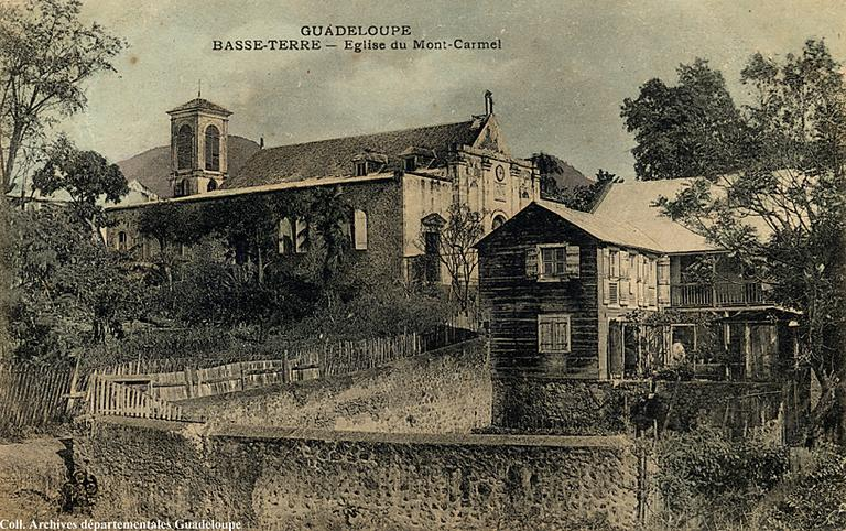 Église paroissiale Notre-Dame du Mont-Carmel
