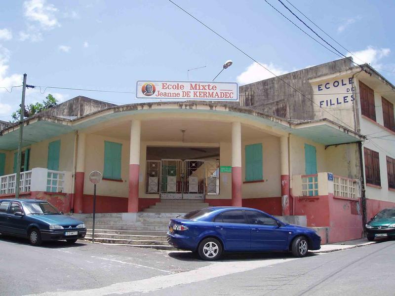 École primaire mixte Jeanne de Kermadec